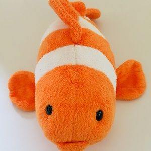 2006 FINDING NEMO Soft Plush Toy by TY.